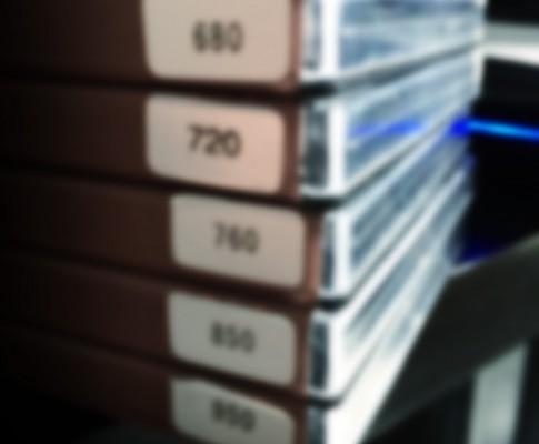 Les filtres infrarouges: référencement
