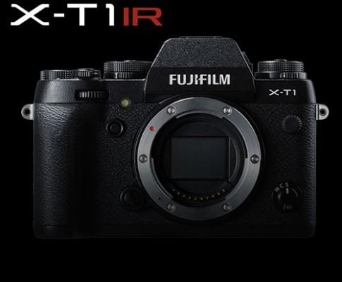Fabrice Abuaf nous parle du Fuji XT-1 IR