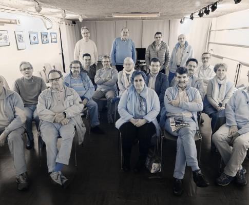 Soirée infrarouge à l'UPAC Photo Club du Chesnay