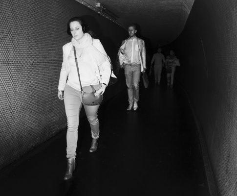 Underground – le projet de Pierre-Louis Ferrer au flash infrarouge