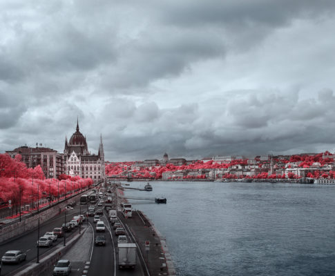 Lum'IR sur Budapest